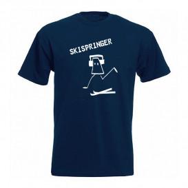 """DSV-Unisex T-Shirt """"Skispringer"""""""