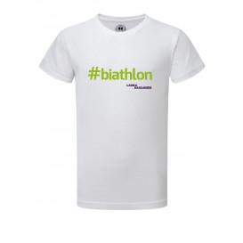 DSV-Herren T-Shirt #biathlon Laura Dahlmeier