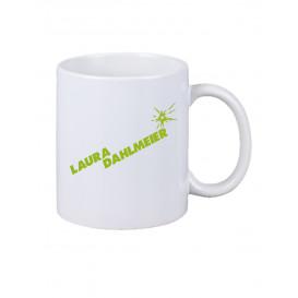 DSV-Treffer Tasse von Laura Dahlmeier