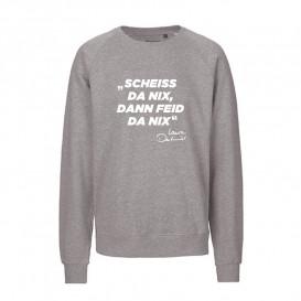 DSV-Sweater - Feid da nix - Laura Dahlmeier - unisex