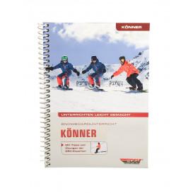 Offizieller DSV Lehrplan Snowboard-Könner