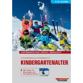 Unterrichten leicht gemacht - Kinderskiunterricht Kindergarten