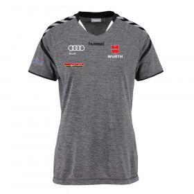 HUMMEL Damen Jersey T-Shirt