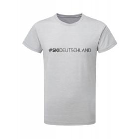 Herren T-Shirt # Ski Deutschland