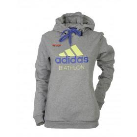 adidas Damen Hoodie Biathlon